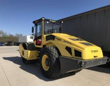 Bomag single drum compactor BW 219 DH-5