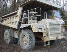 Caterpillar haul truck 769C