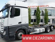 Mercedes-Benz chassis truck Actros 2545 , E6 , 6x2 , Low Deck , BDF , retarder , StreamSpace