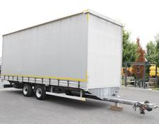 TRAILER ANB BEDNARCZYK PS7/PK1 CURTAINSIDE 6.75 T  7.7 M MEGA