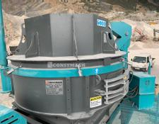 Constmach Vertical Shaft Crusher Delivered From Stock - 2 Years Warranty