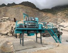 Constmach Vertical Shaft Impact Crusher For Sale - Capacity: 60-640TPH