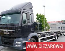 MAN TGM 15.290 , E6 , 4x2, Retarder ,FULL AIR SUSPENSION , BDF  , ai