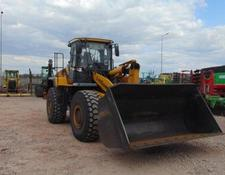 LIUGONG wheel loader 856H , 2018 / 1200mth ! , 18t , bucket 3,3m3 , auto greasing , P