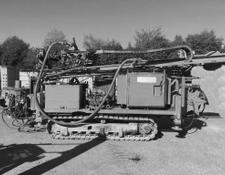 Wirth drilling rig Eco 1