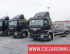 MAN TGM 15.290 , E6 , 4x2, Retarder ,FULL AIR SUSPENSION 3 UNITS