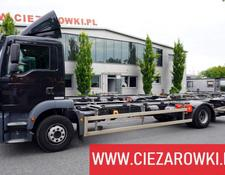 MAN TGM 15.290 , E6 , 4x2 , BDF , FULL AIR SUSPENSION  , AC