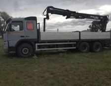 Volvo flatbed truck FM 12