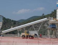Constmach 120 m3/h CAPACITY CONCRETE PLANT WITH CE CERTIFICATE, 2 YEARS WA