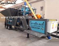 Constmach MOBILE & COMPACT TYPE CONCRETE PLANT, 30 m3/h CAPACITY