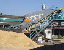 Constmach 30 m3/h MOBILE CONCRETE PLANT WITH PREMIUM QUALITY