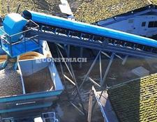 Constmach concrete plant AGGREGATE FEEDING SYSTEMS CALL NOW!