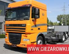 Daf XF 105.460 E5 6x2 Retarder Body 7,2m Air suspension good conditi