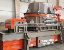 Constmach Vertical Shaft Crusher Supplier For Sale | At High Capacity And