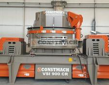 Constmach VSI Crusher Vertical Shaft Impactor For Sale